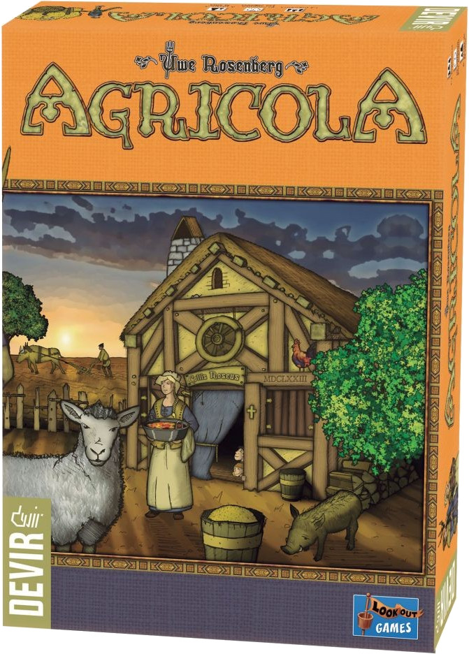 Portada Agricola