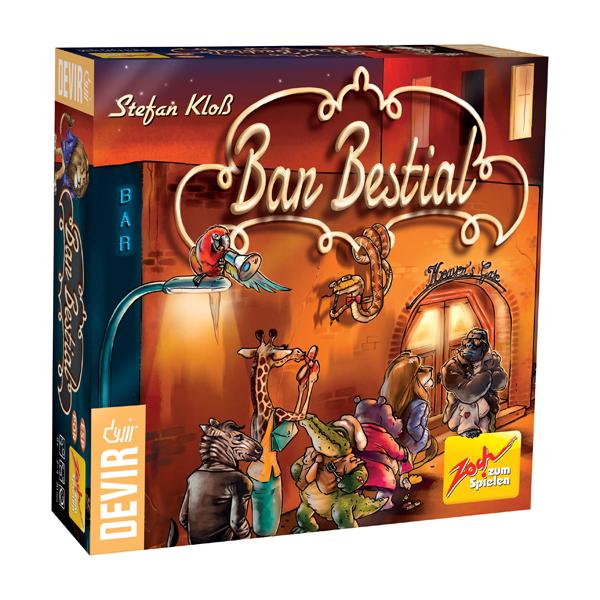 Bar Bestial Juegos De Mesa Zacatrus