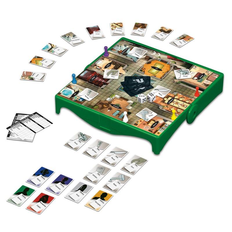 f85bea5e3f806 Cluedo  Juego de viaje - Juegos de mesa - Zacatrus