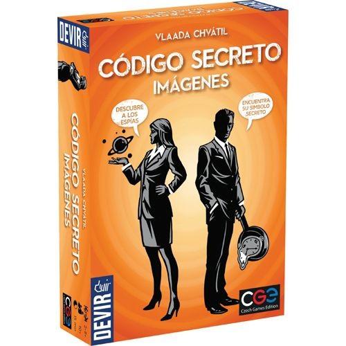 Codigo Secreto Imagenes Juego De Mesa Zacatrus