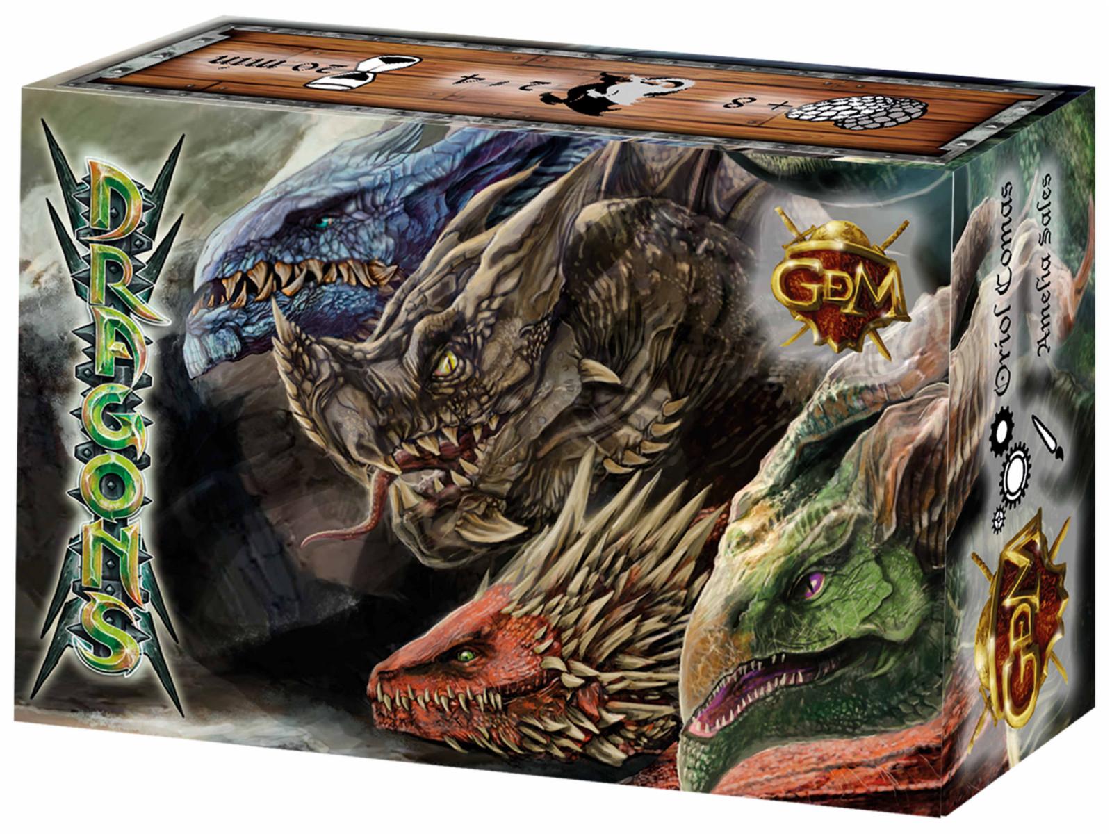 Dragons Juegos De Mesa Zacatrus