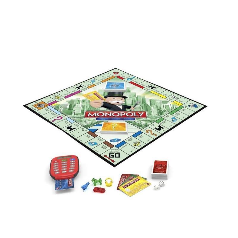 Monopoly Electronico Juegos De Mesa Zacatrus