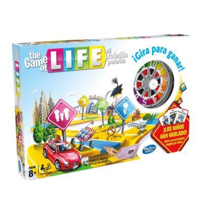 Game Of Life Juegos De Mesa Zacatrus