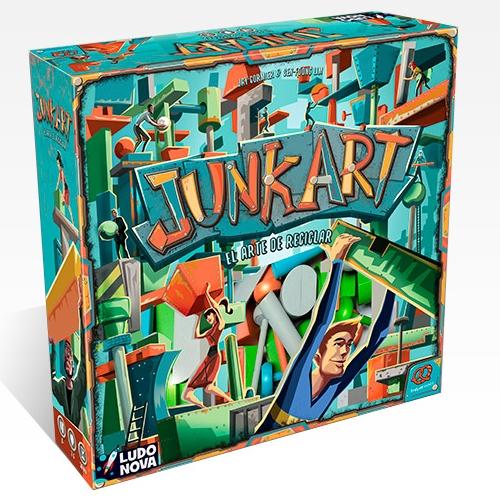 Junk Art Juegos De Mesa Zacatrus