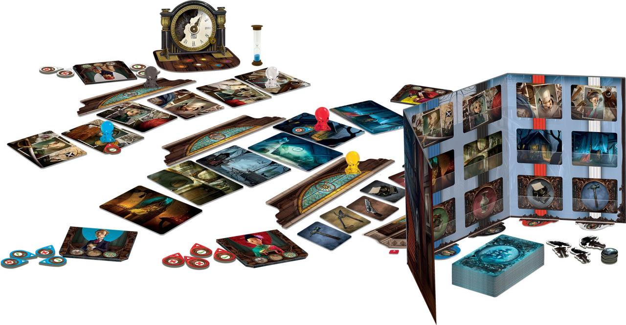 Mysterium Juegos De Mesa Zacatrus