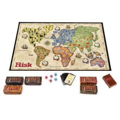 Risk Juegos De Mesa Zacatrus