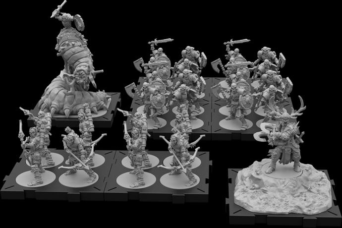 Runewars El Juego De Miniaturas Juegos De Mesa Zacatrus