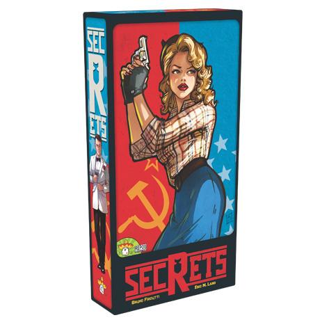 Secrets Juegos De Mesa Zacatrus
