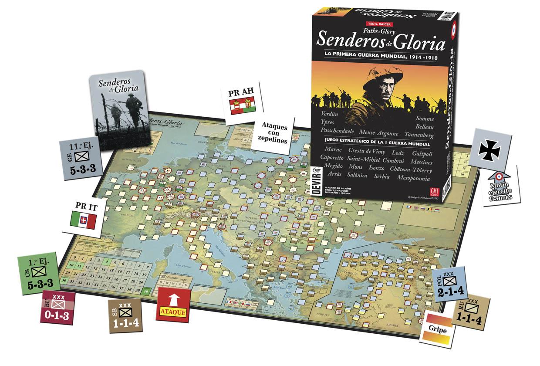 Juegos De Mesa Sobre Guerra