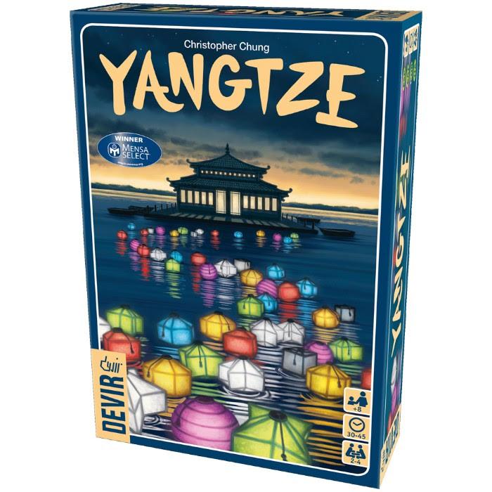 Yangtze Juegos De Mesa Zacatrus