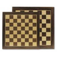 Tablero de Ajedrez con accesorios de madera