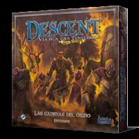Descent: Viaje a las tinieblas / Las cadenas del óxido