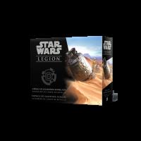 Star Wars Legión: Cápsula salvamento estrellada