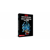 Dungeons & Dragons - Cartas de Conjuro Guía de Xanathar para todo