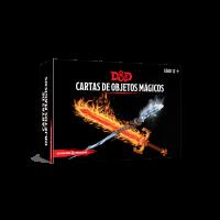Dungeons & Dragons - Cartas de objetos mágicos