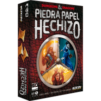 Dungeons and Dragons: Piedra, Papel, Hechizo