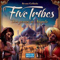 Five Tribes. Los genios de Naqala