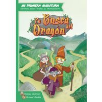 Librojuego: En busca del dragón