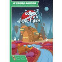 Librojuego: La odisea de la nave Fobos