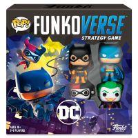 DC Pop Funkoverse Base Set (Español)