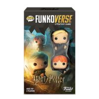 Harry Potter - Pop Funkoverse Expansión Autojugable (Español)