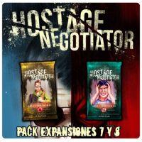 Hostage: El Negociador, Expansiones 7 y 8