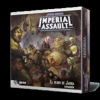 Star Wars, Imperial Assault: El reino de Jabba