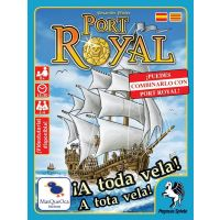 Port Royal: A toda vela