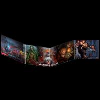 Dungeons & Dragons - Pantalla Master Waterdeep: La Mazmorra del Rey Loco