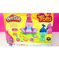 Play-Doh: Trolls La Peluquería