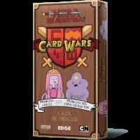 Hora de Aventuras / Card Wars: Princesa Chicle contra Princesa del Espacio Bultos