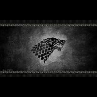 Tapete de Juego de Tronos: Casa Stark