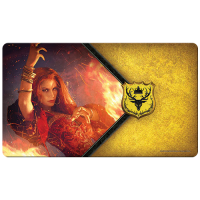 """Tapete """"La Mujer Roja"""" / Juego de Tronos: El juego de cartas"""