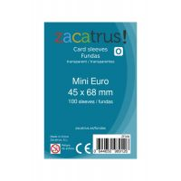 Fundas Zacatrus Mini Euro (45 x 68 mm) (100 uds)