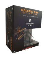 Pacific Rim. Expansión Kaiju Obsidian Fury