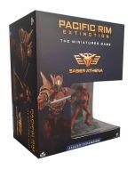 Pacific Rim. Expansión Jaegar Saber Athena