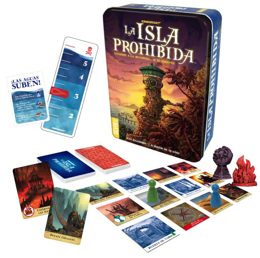 la isla prohibida 1