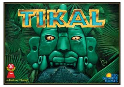 Juegos de mesa. - Página 3 Tikal-01