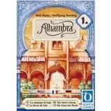 Alhambra: Las simpatías del bajá. Expansión 1
